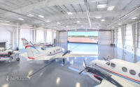 Fixed Base Operator (FBO) Facility at Alliance Airport - 